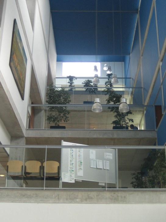 Interior ESAB