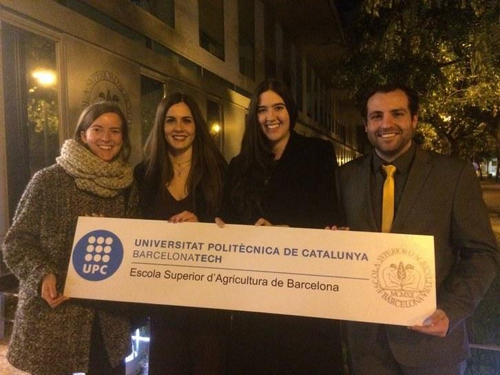 Estudiants ESAB Nov 16