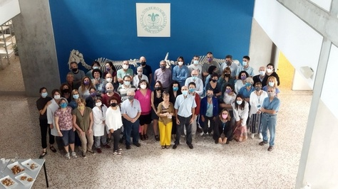 Festa de Comiat de la Núria Cañameras i en Josep Sabaté