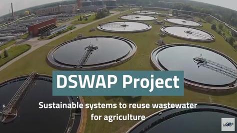 Vídeo sobre el projecte DSWAP desenvolupat a l'Agròpolis